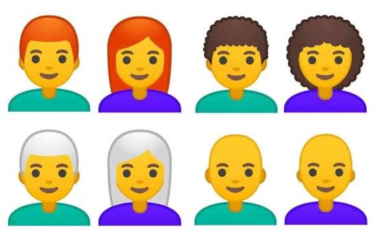 Android 9.0 Pie vem com 157 novos designs de emojis image