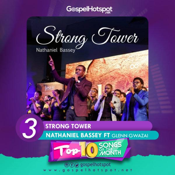 Nathaniel Bassey Ft. Glenn Gwazai – Strong Tower