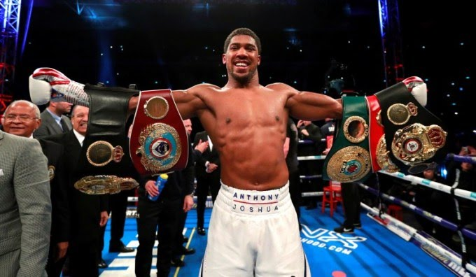 Joshua defeated Parker in Round 12