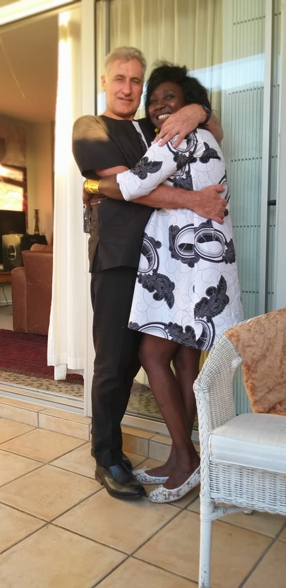 Gladys Boss Shollei New Boyfriend Photos 2