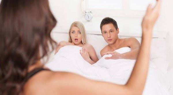 مالم يكن بالحسبان احتراع لكشف الخيانة الزوجيه
