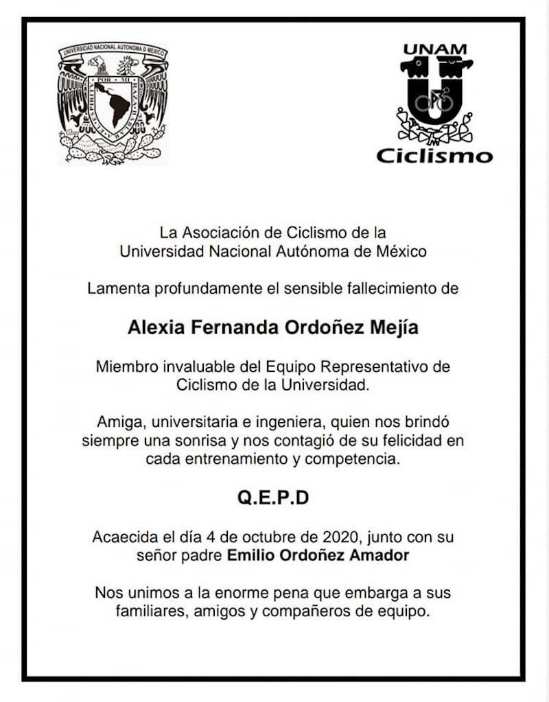 Alexia-Fernandez-Ordoñez-unam-ciclista