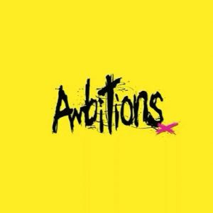 Ambitions cover album